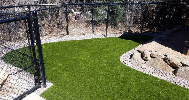 PROJECT: Residential K9Grass Installation