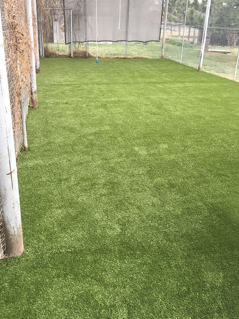 Residential Artificial Turf Install